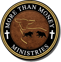 More Than Money Ministries Logo